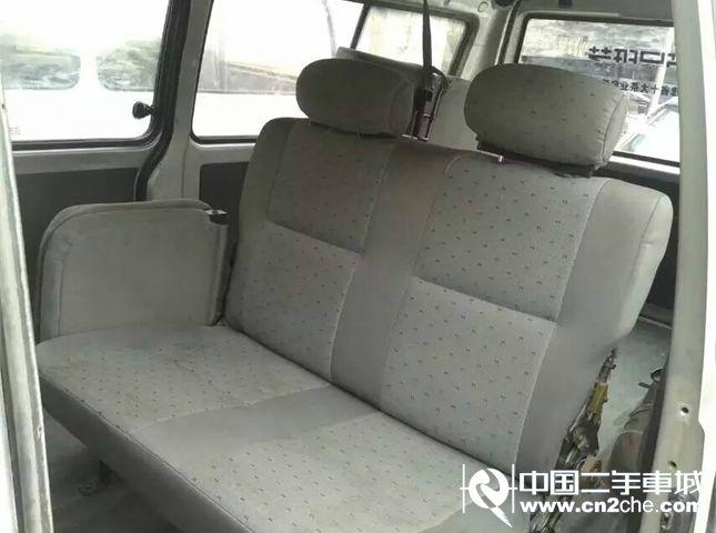 东南 得利卡 2009款 创业先锋系列 舒适型 7座