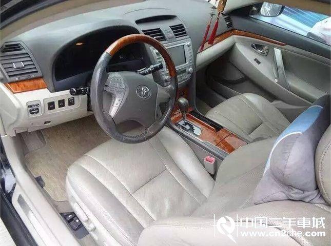 丰田 凯美瑞 2008款 240G 豪华版