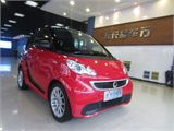 SMART精灵 精灵Fortwo 2011款 62kw 硬顶 激情版  3133  1