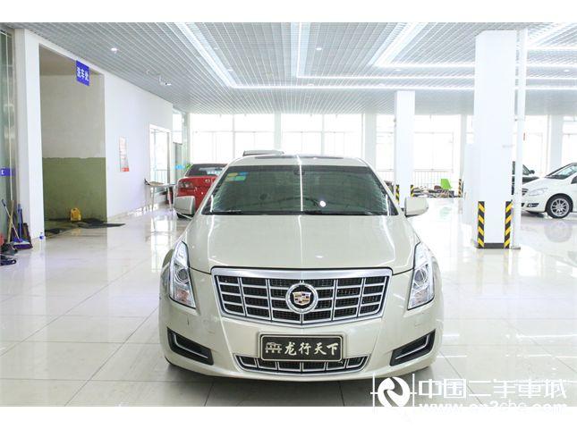 【苏州二手车】2013款二手上海通用凯迪拉克xts 28t 舒适型