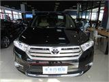 丰田 汉兰达 2012款 2012款 汉兰达 2.7L 自动 精英型 7座 两驱  3133  2