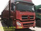 东风 天龙 载货车 重卡 375马力 8X4 前四后八  仓栅