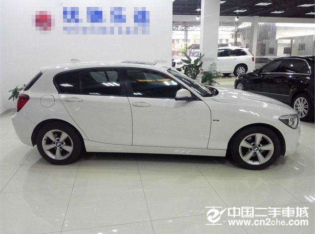 【宁波】2013款二手宝马 宝马1系(进口) 改款 118i 领先型 价格15.