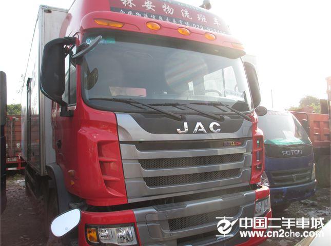 江淮 江淮格尔发L系列 载货车 重卡 220马力 6X2 前二后六  仓栅