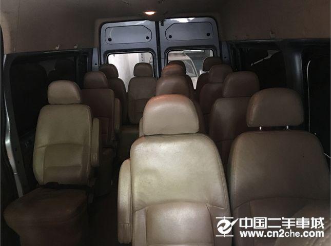 江铃 新世代全顺 2010款 柴油 长轴 标准型 高顶 15座