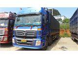 福田 欧曼 载货车 ETX-6系  8×4 前四后八  标准型 轴距1800 共轨7  424  1