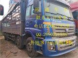 福田 欧曼 自卸车 VT-6系  6×4 前四后六  423  1