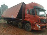 东风 天龙 载货车 210马力 4x4 前四后四