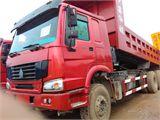 中国重汽 豪沃 自卸车 HOWO重卡 336马力 6X4 自卸车(ZZ3257N2947A)  691  2