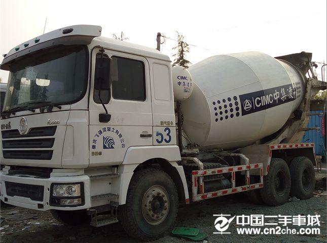 陕汽重卡 德龙F3000 混凝土搅拌车