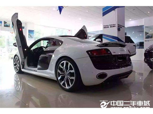 奥迪 R8 2012款 5.2 FSI quattro 中国专享型