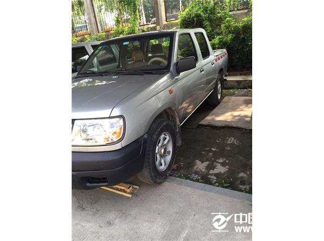 日产 锐骐皮卡 2010款 2WD ZD30柴油标准型 国Ⅲ 皮卡