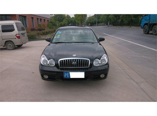 【普陀区】2005款二手北京现代 索纳塔八 2.0自动豪华型 价格2.10万