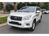 丰田 普拉多(进口) 2012款 2700 2.7 AT 中东版高配  0  1