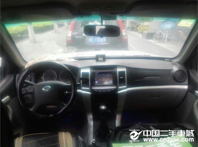 广汽吉奥 财运100 2012 莱动柴油2.2T标准型