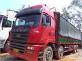 华菱 华菱重卡 载货车 300马力 8X4 前四后八
