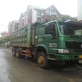 中国重汽 豪沃 自卸车 HOWO重卡 336马力 6X4 自卸车(ZZ3257N3847C)  566  1