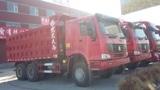 中国重汽 豪沃 自卸车 HOWO重卡 300马力 6X4 自卸车(ZZ3257M4347C1)