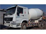 中国重汽 豪沃 混凝土罐车  0  2