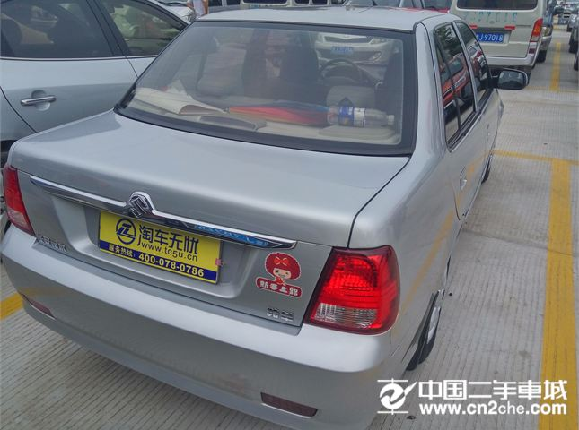 铃木 羚羊 2012款 1.3L 手动 标准型 国IV