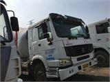 中国重汽   混凝土搅拌车