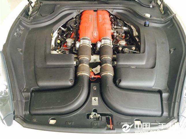 法拉利 California(进口) 2012款  30 4.3L 基本型