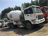 福田 专用车 混凝土搅拌车 欧曼 建设类 搅拌车 4×2 轴距3600 4方