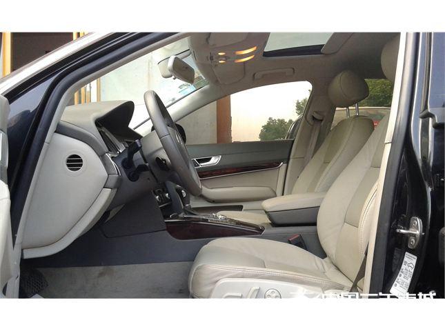 奥迪 A6L 2011款 2.4 舒适型