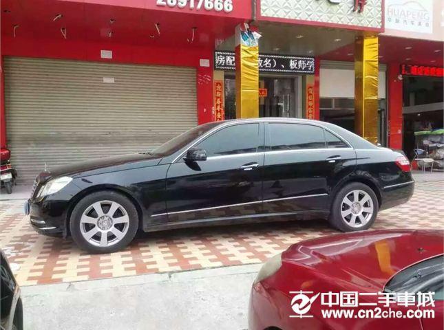 奔驰 E级 2012款 E 300 L 优雅型