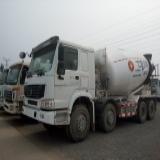 中国重汽 豪沃 混凝土搅拌车  2182  1