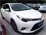 丰田 雷凌 2014款 1.6G S-CVT 精英版
