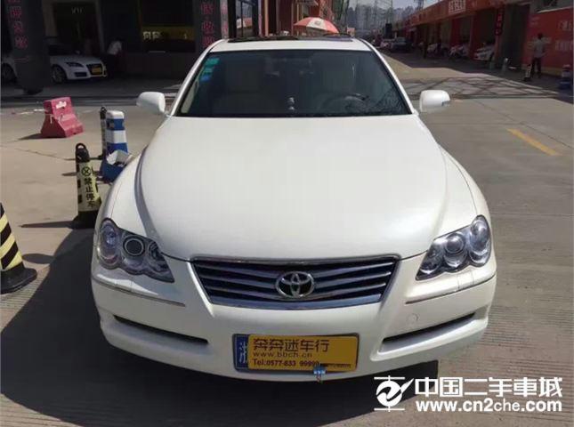 丰田  2009款 2.5SAVX版