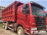 中国重汽 豪运 自卸车 豪运重卡 336马力 6X4 自卸车(ZZ3255N3845C)