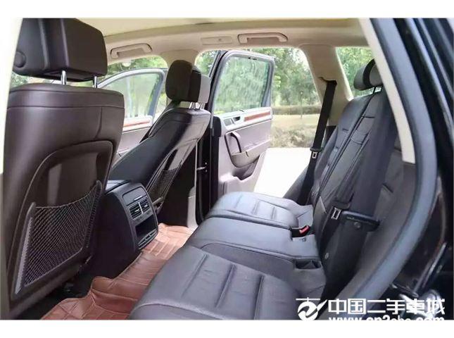 大众 途锐 2013款 3.0TSI V6 限量奢华版