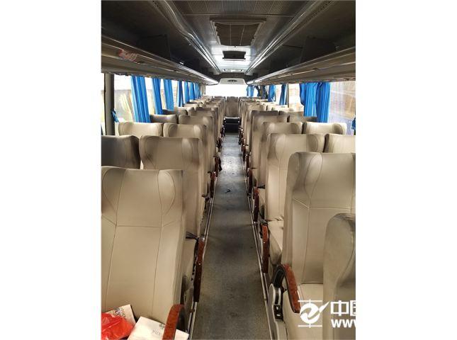 金龙 海格客车 2007款 24-39座金龙旅游客车 KLQ6896Q2