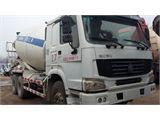 中国重汽 豪沃 混凝土搅拌车  2182  2