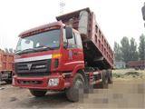 中国重汽 豪沃 自卸车 336马力 8X2 前二后八  2340  2