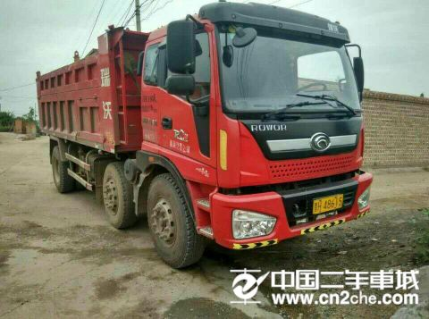 福田 瑞沃  RB2 380马力 8X4 自卸车  2340  1