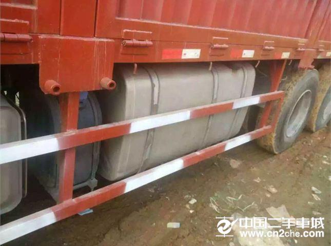 东风柳汽  载货车  重卡  8x4 前四后八