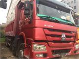 中国重汽 豪沃 自卸车 HOWO重卡 336马力 8X4 自卸车(ZZ3317N3067C)