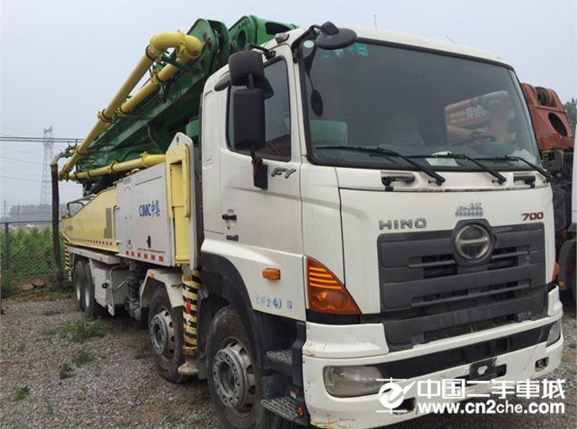 【济宁】中联重科 混凝土车载泵 价格86.00万