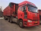 一汽解放 J6 牵引车 重卡 420马力 6X4 前四后六