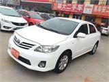 丰田 卡罗拉 2011款 1.6L GL纪念版 4AT