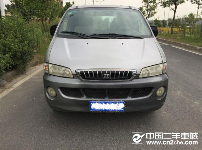 【嘉定区】2002款二手江淮 瑞风 7座汽油手动标准型 价格1.65万图片