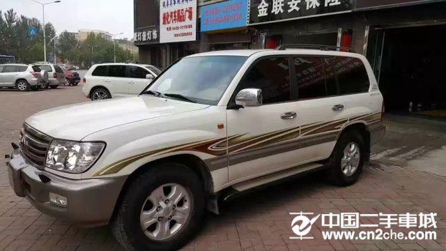 丰田  2003款 4.5L GX MT  1573  1