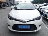 丰田 雷凌 2016款  1.6E CVT 新锐版  2471  1