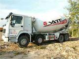 亚特重工 专用车 搅拌运输车