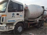 福田 欧曼 混凝土搅拌车 340马力 6X4 混凝土搅拌车(BJ5253GJB-XA)  0  2