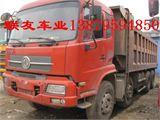 东风 天锦 自卸车 重卡 260马力 8X4 前四后八