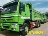 中国重汽 豪沃 自卸车 HOWO重卡 336马力 6X4 自卸车(ZZ3257N3847C)